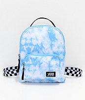 Vans Cloud Bell mini mochila azul