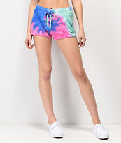 Vans Die Job Tie Dye Sweat Shorts