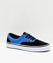 Vans Era Pro Zorilla Blue Crocodile Skate Shoes