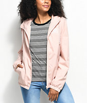 Vans Kastle Evening Sand chaqueta cortavientos en color arena