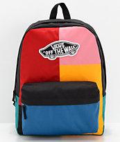 Vans Realm Patchwork Backpack