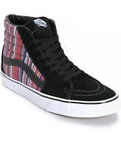 Vans Sk8-Hi Guate Weave Skate Shoes
