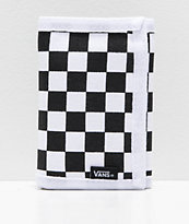 Vans Slipped Black & White Trifold Wallet