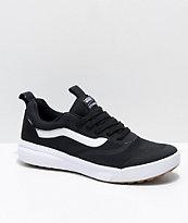 Vans UltraRange Rapidweld Black & White Shoes