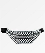 Vans Ward Black & White Checkered Cross Body Pack