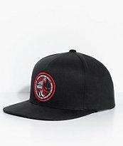 Vans X Spitfire gorra negra de béisbol  9a124e84fec