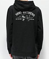 Vans x Anti-Hero On The Wire Black Hoodie