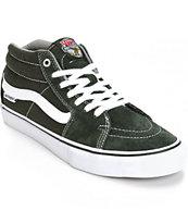 Vans x Anti Hero Sk8 Mid Skate Shoes