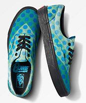Vans x David Bowie Era Space Oddity Black & Silver Skate Shoes