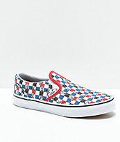 Vans x Marvel Slip-On Groot zapatos de skate para niños