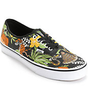 0f1a666282 Vans x The Jungle Book Authentic Skate Shoes