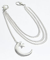 VidaKush Crescent Moon Pocket Chain