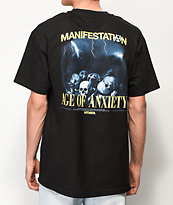 Vitriol Age Of Anxiety camiseta negra
