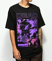 Vitriol Lifeless Black T-Shirt