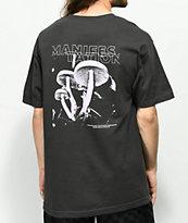 Vitriol Psilo Manifest camiseta gris