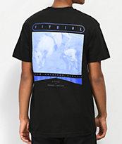 Vitriol x Robert LeBlanc New American camiseta negra
