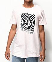 Volcom Embrace Rose Quartz T-Shirt
