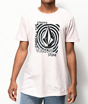 Volcom Embrace Rose Quartz camiseta rosa