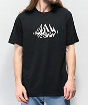 Volcom Stone Sounds Black T-Shirt