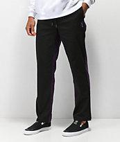 Welcome Dark Wave pantalones negros y morados
