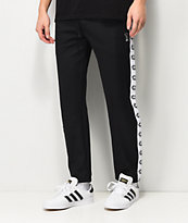 Welcome Talisman Black Track Pants