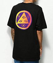 Welcome Talisman Gradient Black & Purple T-Shirt