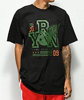 YRN Global Force Black T-Shirt