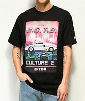 YRN H.O.T.B. Black T-Shirt
