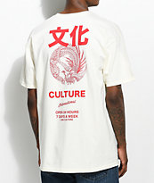 YRN International Culture Ivory T-Shirt