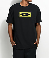 YRN Slippery camiseta negra