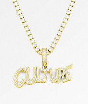 YRN x The Gold Gods Limited Edition Culture collar de cadena de oro
