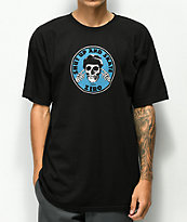 Zero Shut Up & Skate Black T-Shirt