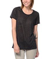 Zine Black Boyfriend T-Shirt