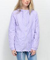Zine Lenore Lavender Windbreaker Jacket
