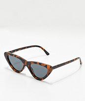 Zoe gafas de sol de carey morado