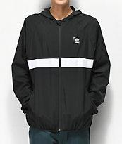 adidas Blackbird chaqueta cortavientos en negro