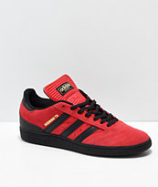 adidas Busenitz Rodrigo TX Red & Black Shoes