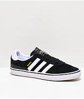 adidas Busenitz Vulc Black & White Shoes