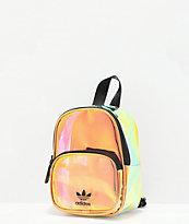 adidas Iridescent Gold Mini Backpack