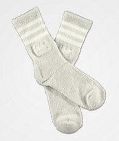 adidas Raw calcetines blancos de casa