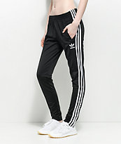 adidas Superstar Black Track Pants