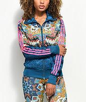 adidas x Farm Borbomix Trefoil Track Jacket