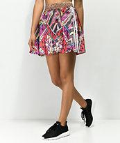adidas x Farm Nylon Skater Skirt