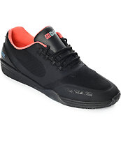 eS x DGK Sesla Black & Pink Skate Shoes